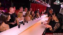 german real swinger club party