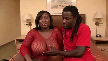 BBW Has Her Huge Black Boobs Fucked Silly 37 min