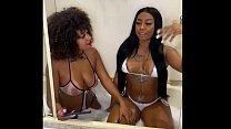 Kelly do Spartanas revela as intimidades da Acompanhante Pocahontas Carioca na banheira