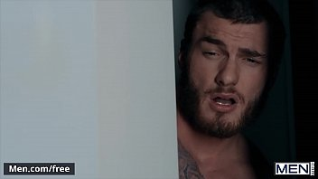 (William Seed) Fuck (Danny Montero) In The Shower With His Dildo - Men.Com