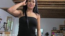 Latina 19yo Amateur Creampie on 18auditions x Jay Bank Presents 12 min