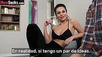 Hijastro acoge a su madrastra y ella se lo agradece (SUB ESPAÑOL) 6 min