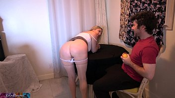 Stepmom gets fed up and takes it in the ass 13 min