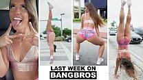 Last Week On BANGBROS.COM: 08/01/2020 - 08/07/2020