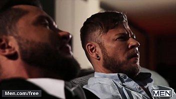 (Tyler Berg) Eats Barebacked (Matt Anders) Round Amazing Ass - Men.com