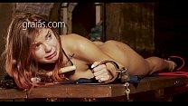 Model girl punished