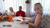 A FAMILY THANKSGIVING DINNER GOES AWRY - CASCA AKASHOVA