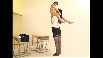 Tall Teacher And Short Student Lift And Carry (Stop Jerking Off! Try It: DailyFuck.org)