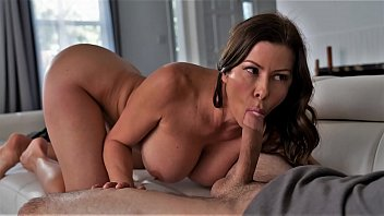 Horny Step Mom Can't Resist Fucking Her StepSon (Alexis Fawx)