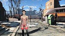 Fallout 4 Sexy Fashion Review 4
