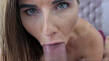 Closeup blowjob by Jenifer Jane 94 sec