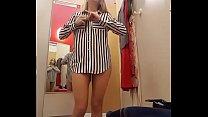 Dressing room at target!
