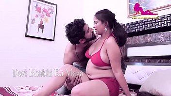 Desi Bhabhi Romance With Boy Friend 8 min