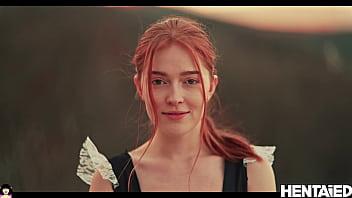 BEST AHEGAO   The most beautiful redhead   Jia Lissa