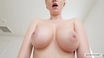 JAY'S POV - I COULDN'T RESIST MY STEP SISTER'S PERFECT NATURAL TITS 14 min