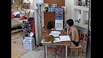 Work on home in knockdown nude girl msm 2 min