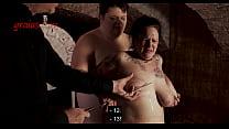 Crying chubby slut