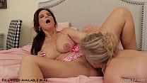 Secretary Having Lesbian Sex With Hard-working Mature - Syren De Mer, Percy Sires