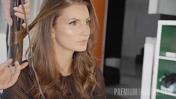 PremiumBukkake - Tiny Tina swallows 76 huge mouthful cumshots 11 min