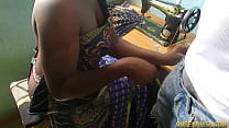 The Naked Tailor Who Caught By The Neighbour  Fucking Her Customer In Her Husband's House ( Naked Tailor)