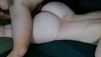 Young Step Son Destroys His Step Mom's Big Ass! 7 min