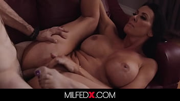 Sad Milf Meets Her Son's Friend And Decides To Give Him A Chance Sexually 8 min