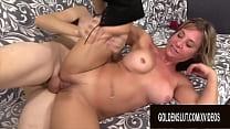 Golden Slut - Blonde Hags Getting Nailed Compilation 8 min