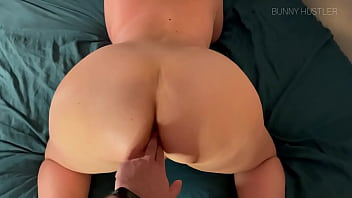 Spontaneous amateur couple anal sex
