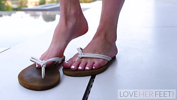 Blondie Foot Fetish Princess Palace