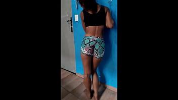 Crack Smoking Girl 9 min
