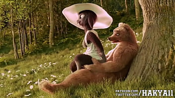 animation furry bear sex sheep forest