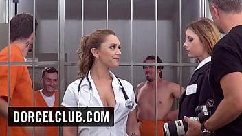Behind the scenes - Prison high pressure