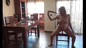 Espectáculo erótico lari Maxk