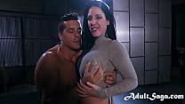 Big Booty Anal Squirting Sex Maniacs - Angela White, Joanna Angel