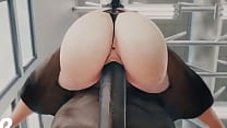 Workout session turns into sex
