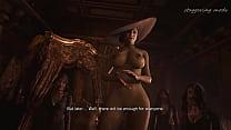 Lady Dimitrescu 8 min