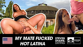 Bodo and Zara Mendez had a great hot fuck at the abandoned place! StevenShame.dating