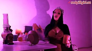 Evil Queen Cosplay Redpillgirl 14 min