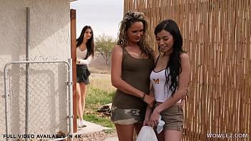 Lesbian couple having a make up sex - Prinzzess, Eliza Ibarra 6 min