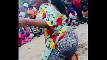 African Donky Tribal Booty