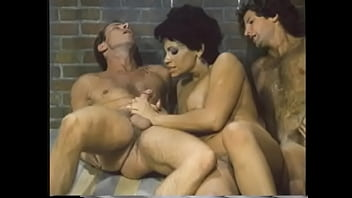 Enjoy some cut scenes availible only on remastered retro DVD of classical porn movie