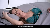 Slutty Milf Ally Cooper Cheats On Husband With Stepson For Mother's Day 13 min