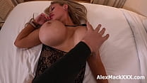 Busty Blonde gets a Hardcore Pounding at the Hotel