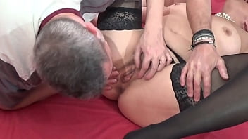 Mature wife fucks with her husband and friend - Part.2 10 min