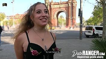 WTF: This SPANISH bitch gets ANAL on GLASS TABLE: Venom Evil (Spanish) - DATERANGER.com