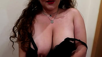 I GOT REDLIPS , AND I GOT MY STEPDAD COCK IN MY MOUTH  I DRINKED HIS CUM ( DEEPTHROAT SLOOPY BLOWJOB 6 min