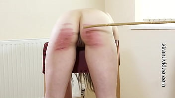 A Painful Bet FULL Video 43 Min. (2 Girls get Hard Caned)