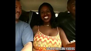 Black BBW With Huge Tits Gets Gang Banged 34 min