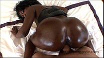 18 yr old ebony teen amateur in Big Booty Black Porn VIdeo 5 min