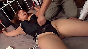 After a boring fuck in the office, the Japanese girl meets up with four men for a really satisfying fuck, full 90 min JAV movie 84 min